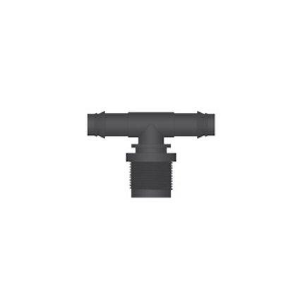 "Netafim PP T-stuk 16 mm x 3/4"" x 16 mm (bu.dr.) slangtule"