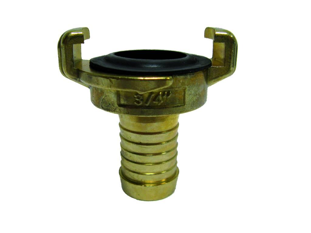 """Geka slangkoppeling met 13 mm slangtule (3/8"""")"""