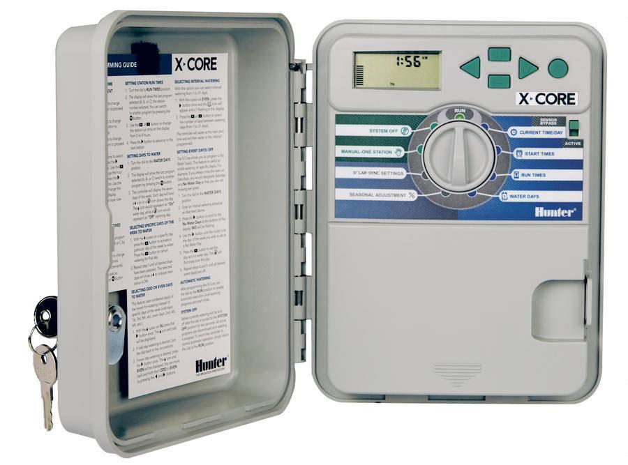 Hunter X-Core - 601 outdoor beregeningscomputer