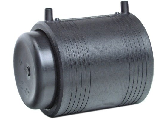 GF ELGEF elektrolas eindkap 160 mm (kit)   PE hulpstuk