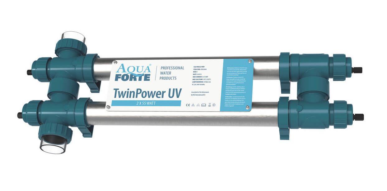 AquaForte Twin Power Power UV TL 110 W