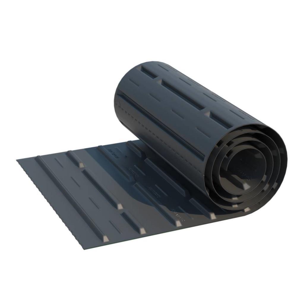 RootBarrier Rollrib wortelbegrenzer H = 45 cm L = 75 m