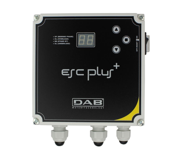 DAB ESC Plus 15T 400V