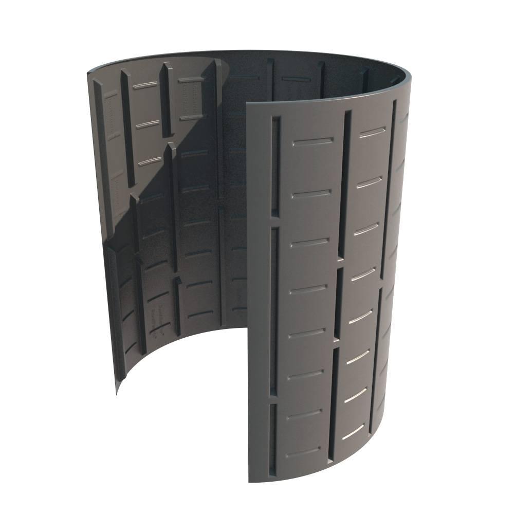 RootBarrier RootPanels Rib wortelbegrenzing H = 45 cm L = 2,2 m