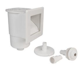 AstralPool ABS mini skimmer met inlaat / verbindingen 32 en 38 mm