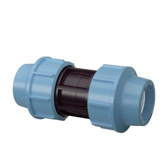 Unidelta PE koppeling 50 mm