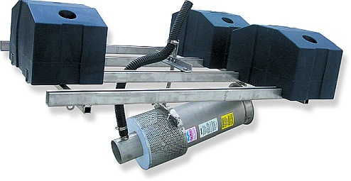 AquaMaster Ultimax Air Injector 3 pk 380V