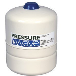 DAB Pressure Wave drukvat 100 L horizontaal