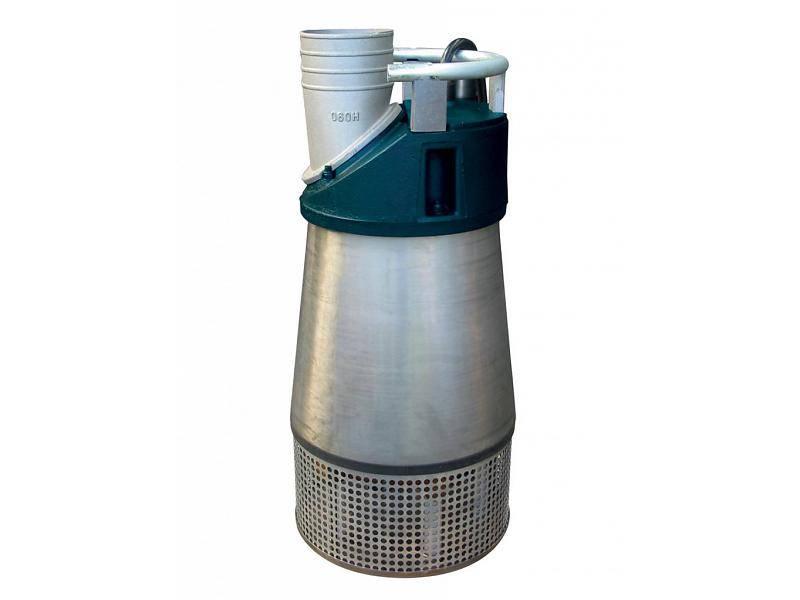 DAB DIG 5500 MP T-NA 400V RVS dompelpomp