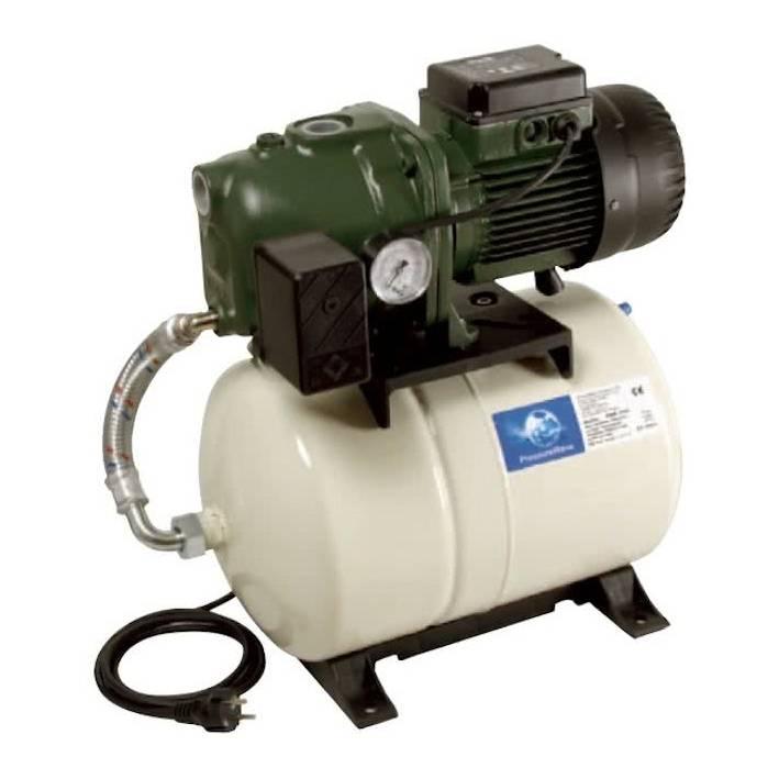 DAB Aquajet 102 M hydrofoorpomp (0,75 kW -230V)